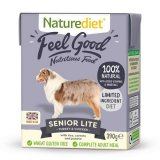 Naturediet Feel Good Senior / Light, 390g