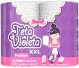 Papirnati ručnik Violeta XXL 2/1