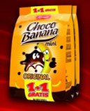 Čokoladna mini banana Kandit 120 + 120 g gratis