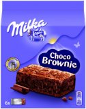 Desert soft cake brownie Milka 150 g