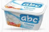 Svježi krem sir 70% m.m. ABC 200 g