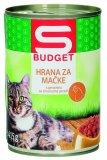 -25% na hranu za mačke 415 g ili hranu za pse 1240 g S-Budget odabrane vrste
