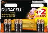 Baterije basic Duracell AA ili AAA