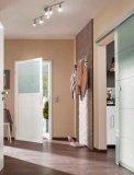Vrata sporedna pvc bijela KF02