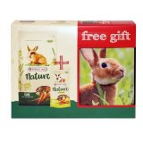 Versele-Laga Gift Box Nature Cuni (Poklon metalni spremnik za hranu)