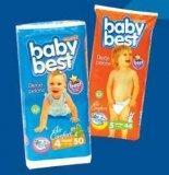 Pelene razne vrste Baby best