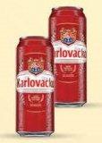 Svijetlo pivo Karlovačko 0,5 l