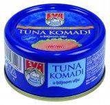 Tuna komadi u biljnom ulju Eva 160 g