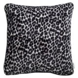 Ukrasni jastuk Malva 45x45 print siva
