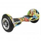 "Hoverboard Koowheel c10 žuti hip hop (10"", samsung baterija, 2 godine jamstva)"