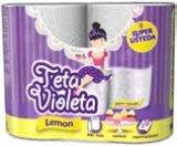 Papirnati ručnik Teta Violeta limun