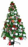 -30% na božićne ukrase za bor, umjetne borove i žaruljice
