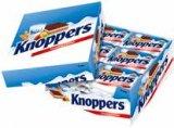 Keks Knoppers 24x25 g 18+6 gratis