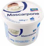 Mascarpone 82% m.m. Aro 500 g