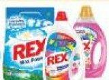 -50% na odabrane deterdžente za rublje Rex