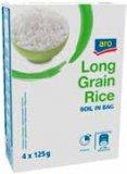 Riža dugo zrno Aro 4x125 g