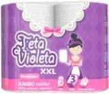 Papirnati ručnik Teta Violeta XXL 2/1
