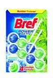 Osvježivač za WC lemon, pine ili lavanda Bref Power Aktiv 2 x 50 g
