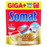 Tablete za strojno pranje posuđa Somat gold 100/1