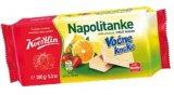 Napolitanke voćne kocke ili čokolada Koestlin 180 g