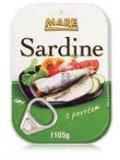 Sardina s povrćem Mare 105 g