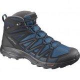 Salomon ROBSON MID GTX, muške cipele za planinarenje, plava