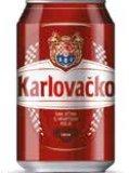 Pivo Karlovačko 0,33 l