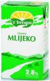 Trajno mlijeko z bregov Vindija 2,8% m.m. 1 l