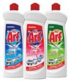 Abrazivno sredstvo za čišćenje Arf razne vrste 450 ml