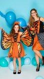Dječji fašnički kostim leptir