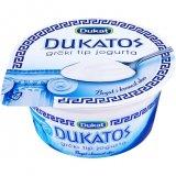 Grčki tip jogurta 8 ili 10% m.m. Dukatos 150 g