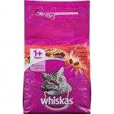 Hrana za mačke suha ili mokra Whiskas 1,4 kg ili 12x100 g