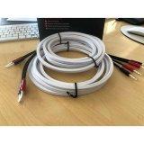 Kabel zvučnički terminirani Audioquest q2, banane, 2x3.0met, bijeli