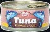 Tuna komadi u ulju Lara 185 g