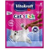 Vitakraft Cat Stick Mini List/Omega 3, 18g/3kom