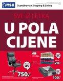 Jysk katalog Sve u pola cijene 06.02.-19.02.2020