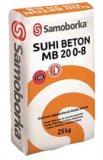 Beton MB 20 0-8 mm 25 kg