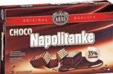 Napolitanke prelivene čokoladom Kraš 500 g