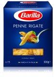 Tjestenina Penne Rigate br. 7 i Spaghetti br. 5 Barilla 500 g