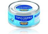 Tuna komadi u suncokretovom ulju ili naturale Rio Mare 160g