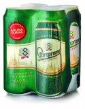 Pivo svijetlo Staropramen 4x 0,5 l