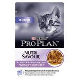 Pro Plan Nutri Savour Junior, komadići s puretinom, u umaku, 85g