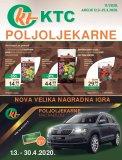 KTC katalog Poljoljekarne 12.03.-25.03.2020.