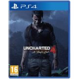 Igra Uncharted 4 A Thief's End Standard Plus PS4