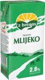 Trajno mlijeko 2,8% m.m. z'bregov 1 l