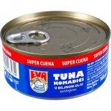 Tuna komadići u biljnom ulje Eva 160 g