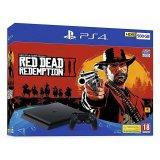 Igraća konzola Sony playstation 4 slim 500gb + red dead redemption 2