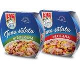 Salata Eva tuna Mexicana ili Mediterana Podravka 160 g