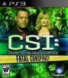 Igra za PS3 CSI: Crime Scene Investigation - Fatal Conspiracy /PS3