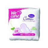 Higijenski ulošci We care cotton normal Violeta 10/1
